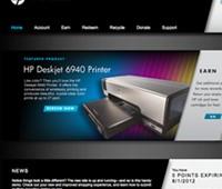 HP PurchaseEdge Website