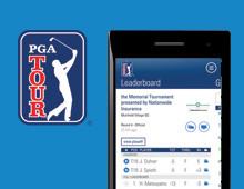 PGA Tour Windows Phone App