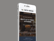 Smith and Greene Branding & Website